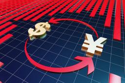 """美聯儲""""鷹派""""降息拉升美元指數 在岸人民幣對美元開盤失守6.90關口"""