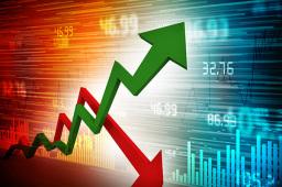 美股标普500指数十一大板块全线走低 现货?#24179;鶩黄?500美元/盎司大关