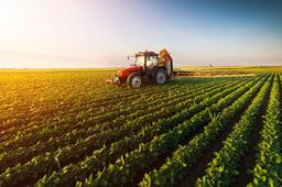 江西三年筹资102.2亿元建设高标准农田