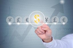 在岸人民币对美元汇率开盘拉升逾150点
