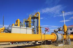 中俄东线天然气管道首站供电工程投运