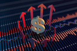 美三大股指延續漲勢 業內稱經濟數據不及預期或拖累美四季度經濟表現