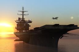 我國第一艘國產航空母艦交付海軍 習近平出席交接入列儀式
