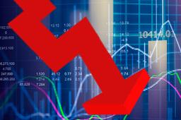 纽约股市三大股指24日下跌 道指跌逾170点