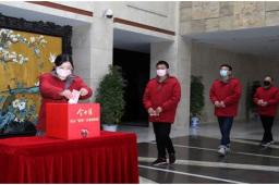 坚决打赢疫情防控阻击战 新华社民族品牌工程入选酒企捐款捐物支援一线