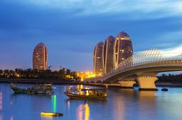 海南省2020年百亿级以上重点项目达10个