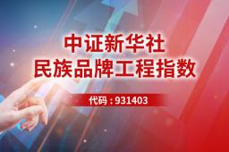 民族品牌指数跑赢沪深300 11只成分股逆势上涨