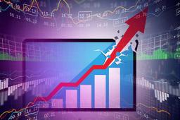 三大股指全线高开 券商板块大幅领涨