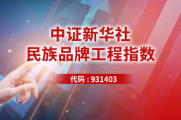 民族品牌指数涨2.62% 五粮液大涨7.01%