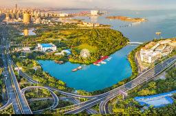 海南自由贸易港建设项目(第二批)集中开工 总投资281亿元