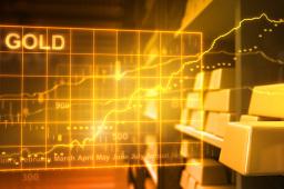 现货黄金价格突破每盎司2041美元 再创历史新高