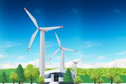 """福建省首批风电机组出口""""一带一路""""沿线国家"""